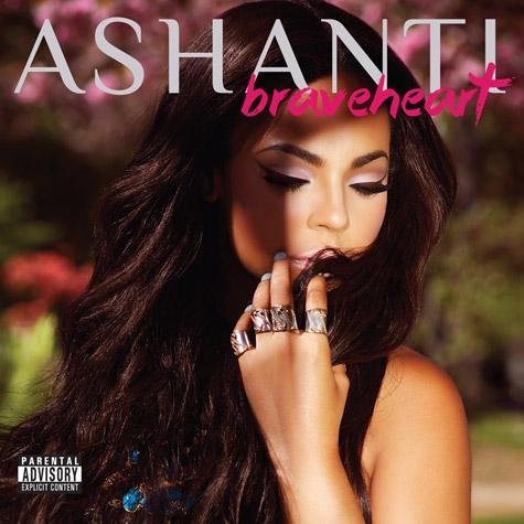 OFFICIAL [ALBUM] ARTWORK --- Ashanti, Braveheart