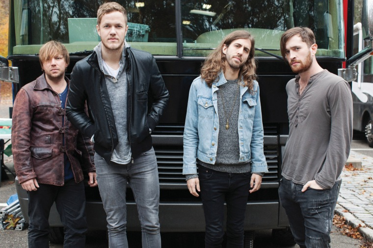 Imagine Dragons Break Billboard Hot 100 Record