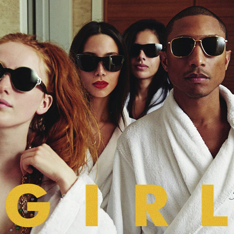 Pharrell Announces New Album + Release Date