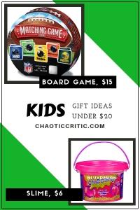 Gift Ideas Under $20 (2)